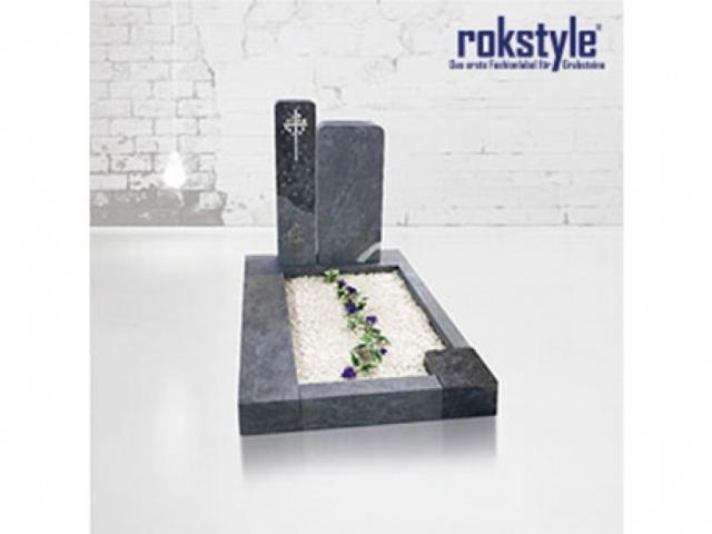 Rokstyle Urnengrab 3