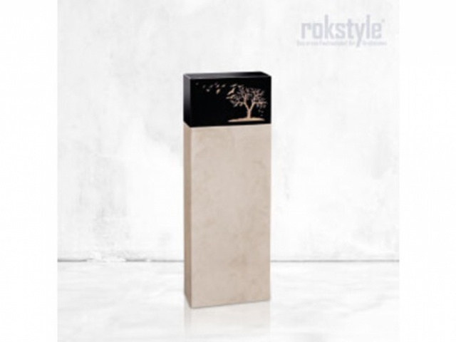 Rokstyle Urnengrab 2